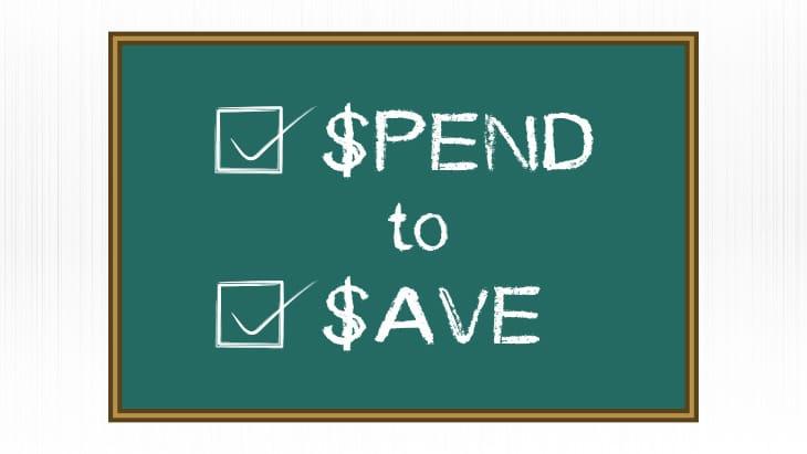 Top 3 Principles Regarding Spending and Saving