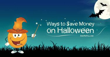 Ways to Save Money on Halloween