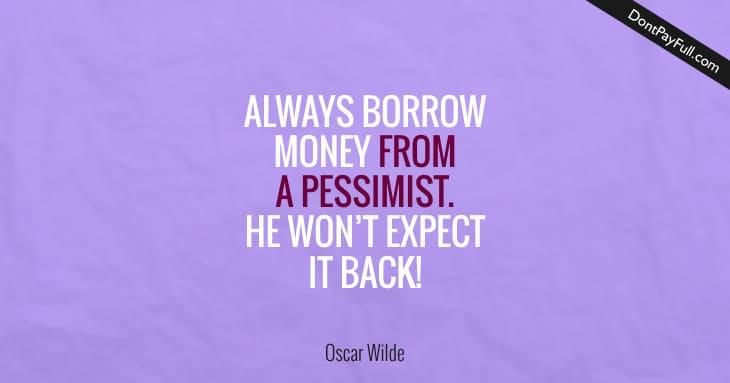 Oscar Wilde Quote