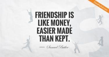 Samuel Butler Quote
