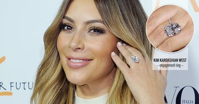 Kanye West Engagement Ring Worth