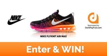 WIN Nike Flyknit Air Max