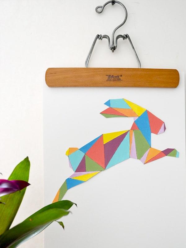 Bunny Wall-Art