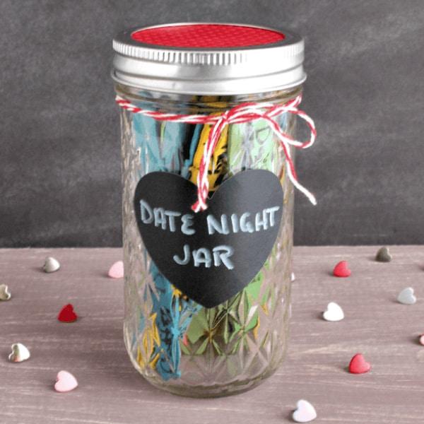 Date Night Jar - DIY Idea