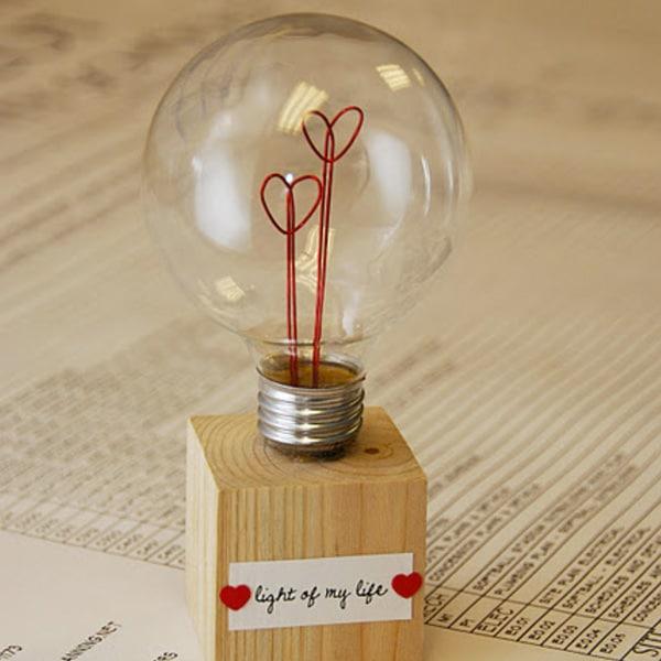"""Light of My Life"" - DIY Idea"