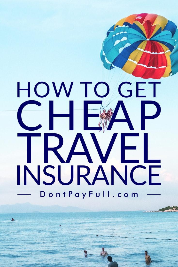 Cheapest Travel Insurance Reddit