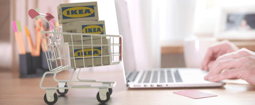 ikea online shopping